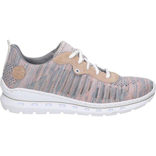 Sneaker Imitation cuir/Textile - Rieker - Modalova