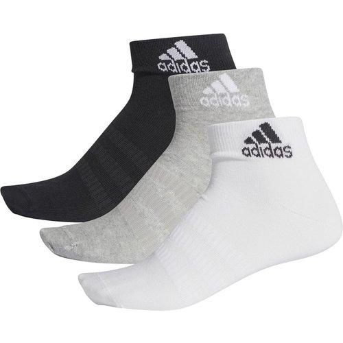 Lot de 3 paires de chaussettes basses - adidas performance - Modalova