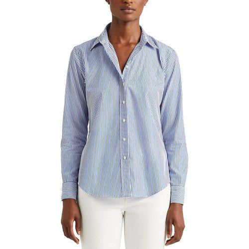 Chemise à rayures, manches longues - Lauren Ralph Lauren - Modalova