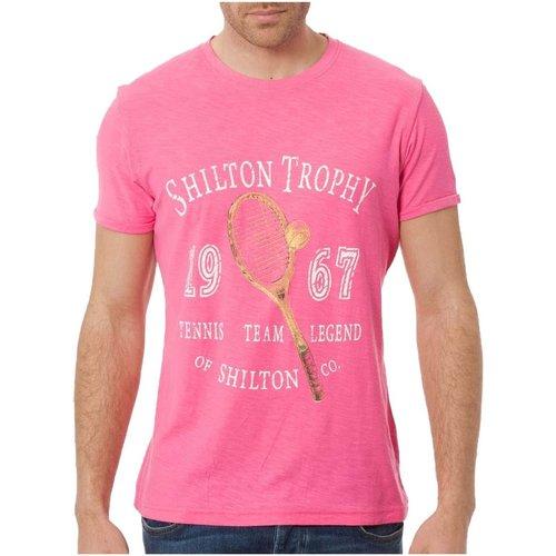 T-Shirt Tennis Vintage - SHILTON - Modalova