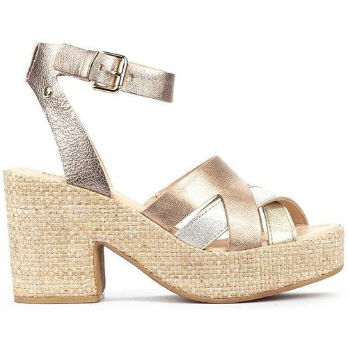 Sandales à talon en cuir SAN JUAN W1Y - Pikolinos - Modalova