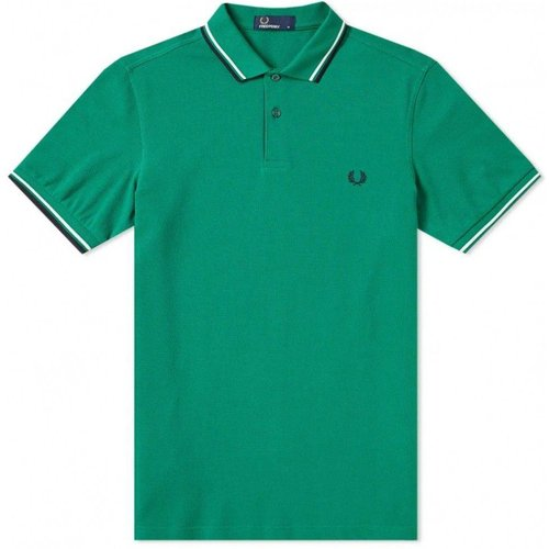 Polo Twin Tipped Shirt - Fred Perry - Modalova