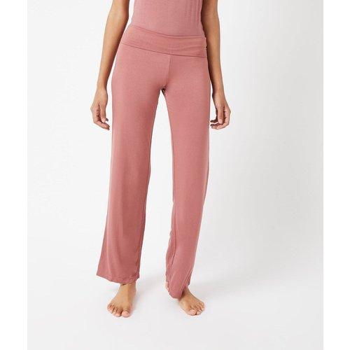 Pantalon de pyjama taille haute AMELIA - ETAM - Modalova