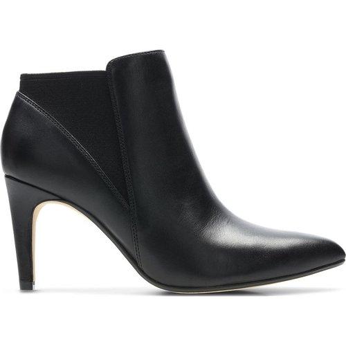 Boots cuir Laina Violet - Clarks - Modalova