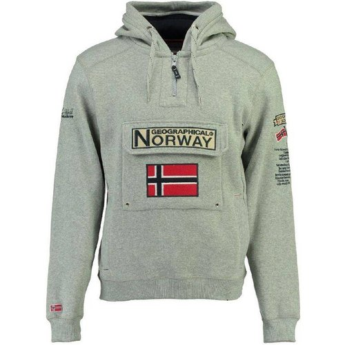 Sweat à capuche GYMCLASS NEW - geographical norway - Modalova