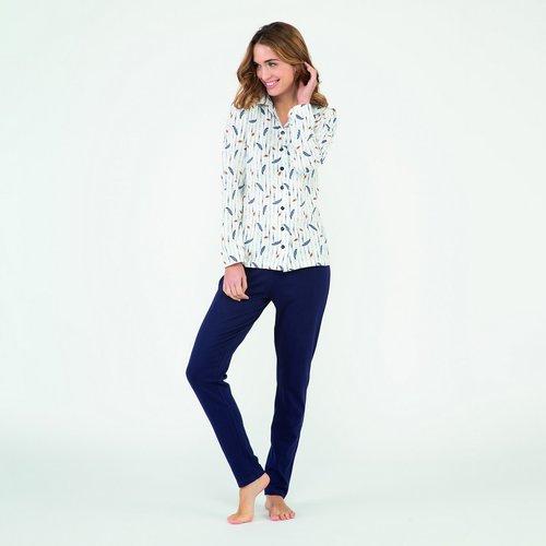 Pyjama legging manches longues - MELISSA BROWN - Modalova