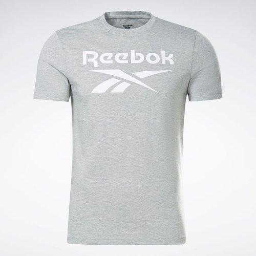 T-shirt imprimé Series Reebok Stacked - REEBOK SPORT - Modalova