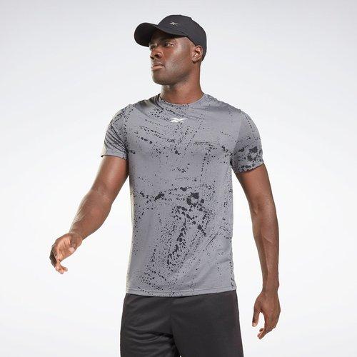 T-shirt Workout Ready avec imprimé intégral - REEBOK SPORT - Modalova