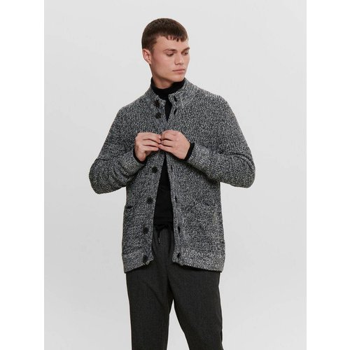 Cardigan en maille Texture - Only & Sons - Modalova