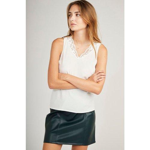 Tee-shirt sans manches dos ouvert - Naf Naf - Modalova