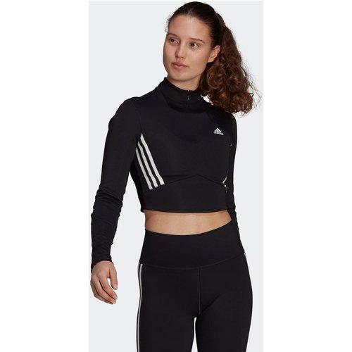 T-shirt Long Sleeve Crop - adidas performance - Modalova