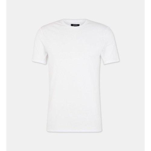 T-shirt Sishron Droit Coton Organique - GALERIES LAFAYETTE - Modalova
