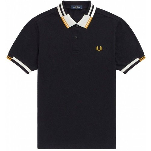 Polo ABSTRACT TIPPED POLO SHIRT - Fred Perry - Modalova