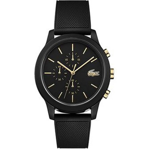 Montre chronographe en Silicone - Lacoste - Modalova