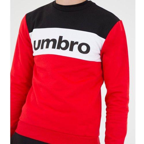 Pull A Col Rond Authentic Big Logo Coton - Umbro - Modalova