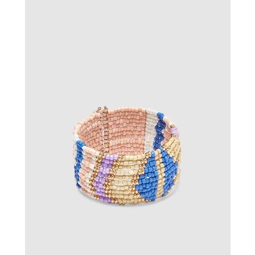 Bracelet perles - FORMULA JOVEN - Modalova