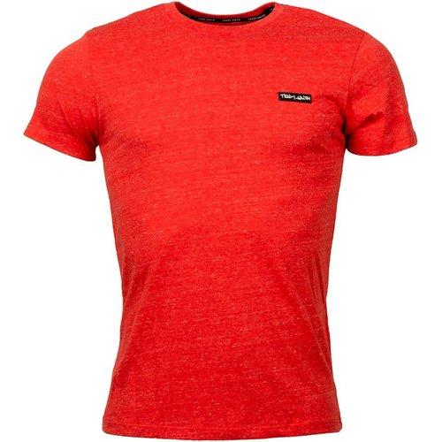 Tee-shirt col rond coton T-Nark - Teddy smith - Modalova