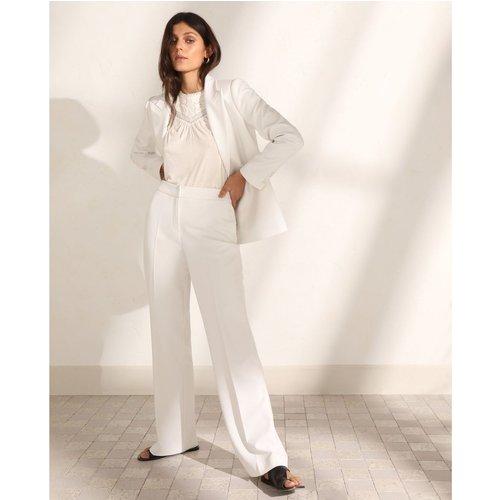 Pantalon habillé uni - TINTORETTO - Modalova