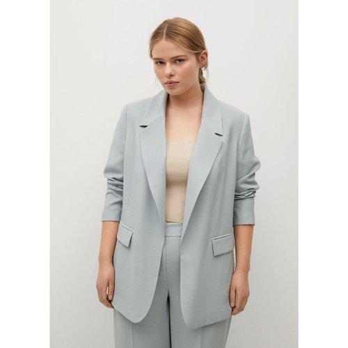 Veste de costume structurée - Violeta by Mango - Modalova