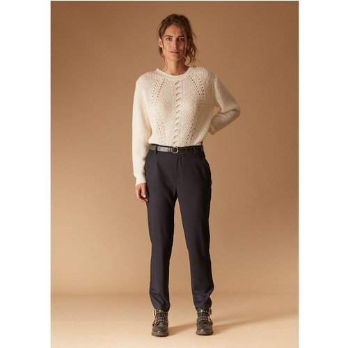 Pantalon tailleur - LA FEE MARABOUTEE - Modalova