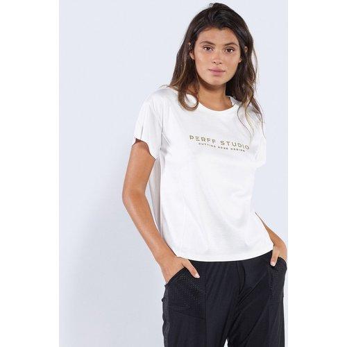 T-shirt de sport SIGNATURE - PERFF STUDIO - Modalova