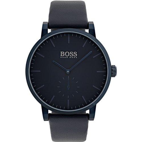 Montre BOSS ESSENCE en Cuir Bleu - BOSS - HUGO BOSS - Modalova