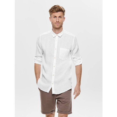 Chemise Manches longues - Only & Sons - Modalova