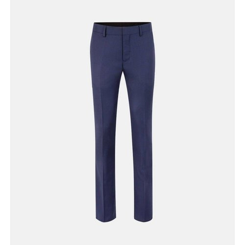 Pantalon De Costume Lafayette Slim En Laine - COMPTOIR GL - Modalova