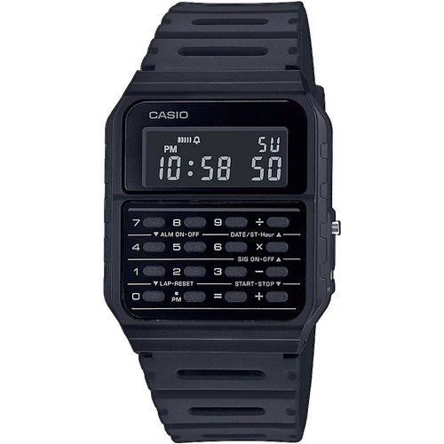 Montre Digital Resine VINTAGE CALCULATOR - CASIO VINTAGE - Modalova