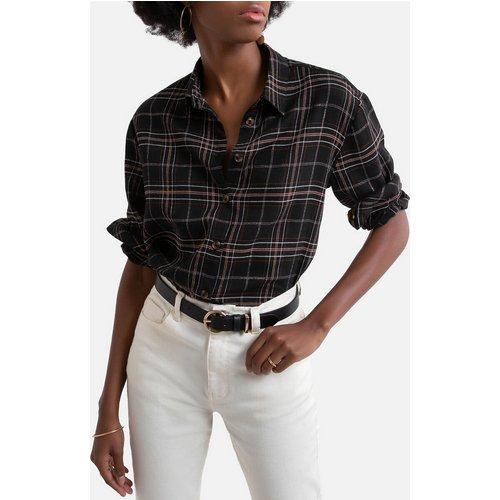 Chemise à carreaux - Only - Modalova