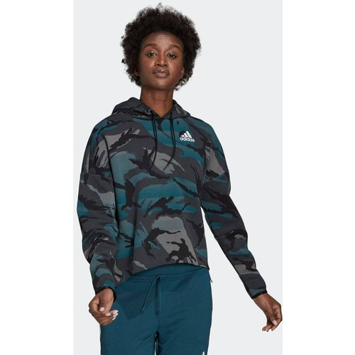 Sweat-shirt à capuche adidas Sportswear Z.N.E - adidas performance - Modalova