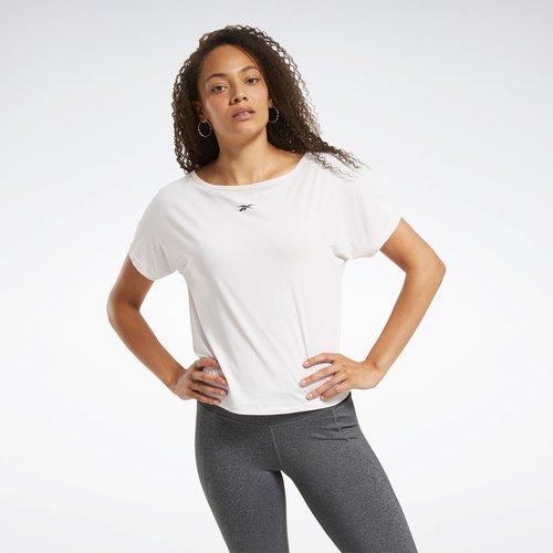 T-shirt coupe droite ACTIVCHILL - REEBOK SPORT - Modalova