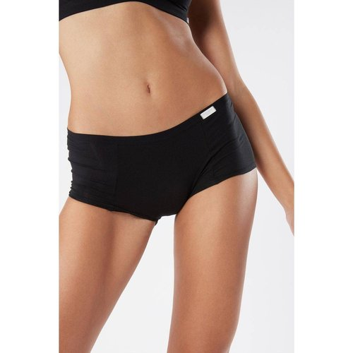 Shorty pour femme en coton naturel - INTIMISSIMI - Modalova