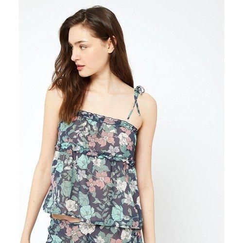 T-shirt de pyjama imprimé fleuri BLOSSOM - ETAM - Modalova