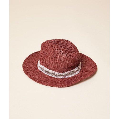 Chapeau de paille ALLY - ETAM - Modalova