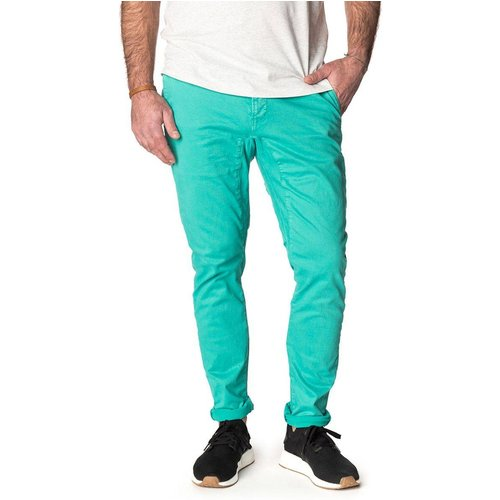 Pantalon DENING CHINO CERAMIC - PULLIN - Modalova