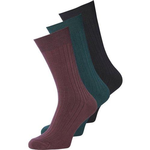 Chaussettes Lot de 3 colorées - jack & jones - Modalova