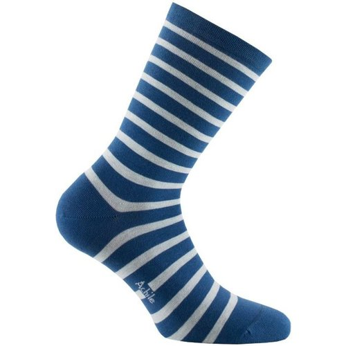 Chaussettes rayures Made in France - ACHILE - Modalova