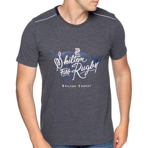T-shirt manches courtes FLAG - SHILTON - Modalova