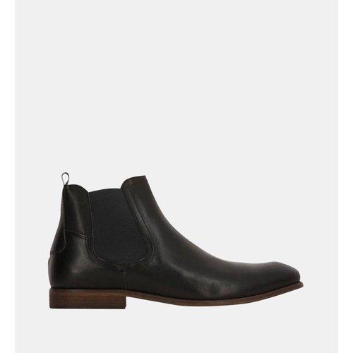 Boots Chelsea Cuir - COMPTOIR GL - Modalova