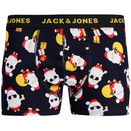 Coffre cadeau 1 boxer et 2 paires chaussettes - jack & jones - Modalova
