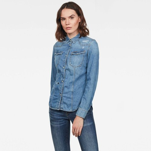 Chemise Coupe Manches Longues - G-Star Raw - Modalova