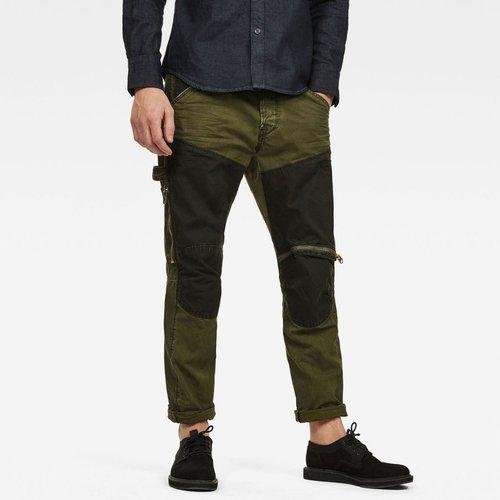 Worker Pantalon Droit Taille Moyenne 5620 Elwood - G-Star Raw - Modalova