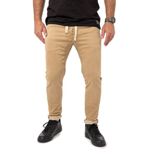 Pantalon DENING EPIC 2 SABLE - PULLIN - Modalova
