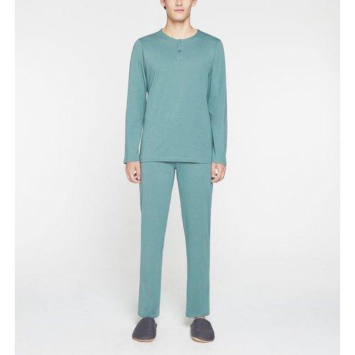 Pyjama Baurent Coton - GALERIES LAFAYETTE - Modalova