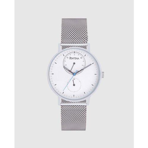 Montre SM9017 chronographe acier - PONTINA - Modalova