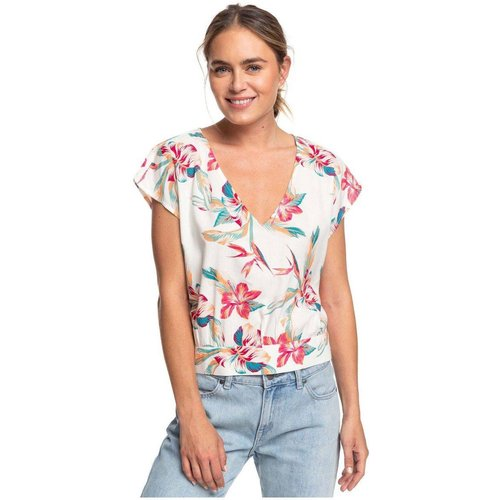 T-Shirt, sans manches, col rond, Uni - Roxy - Modalova