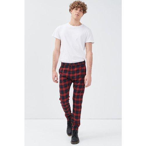 Pantalon chino taille standard - BONOBO - Modalova