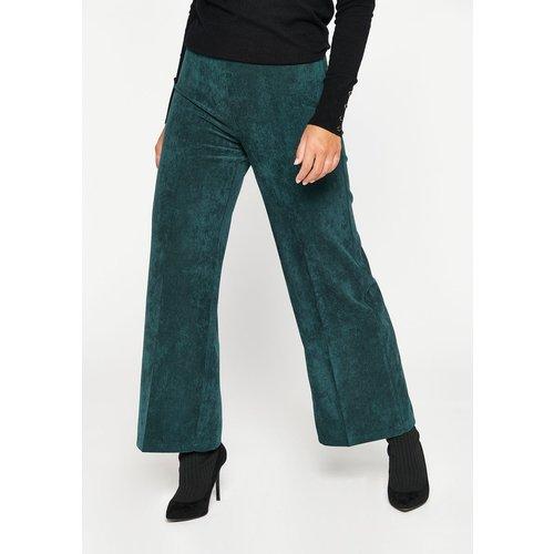 Pantalon en velours - LOLALIZA - Modalova