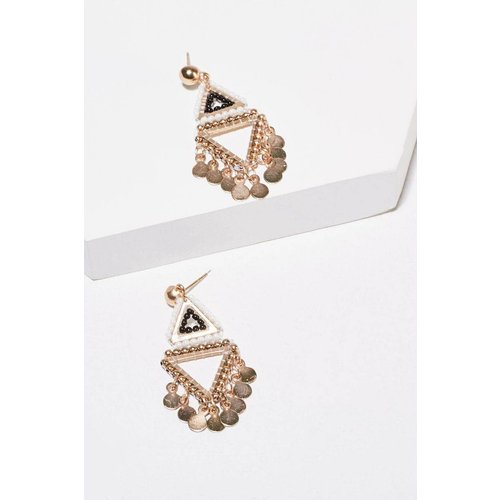Boucles d'oreilles pendantes - BONOBO - Modalova